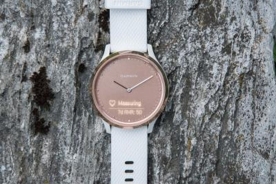 Hybrid Smartwatch GARMIN VIVOMOVE HR - TEST 1. del